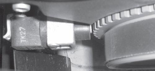 Внешний вид датчика положения коленчатого вала