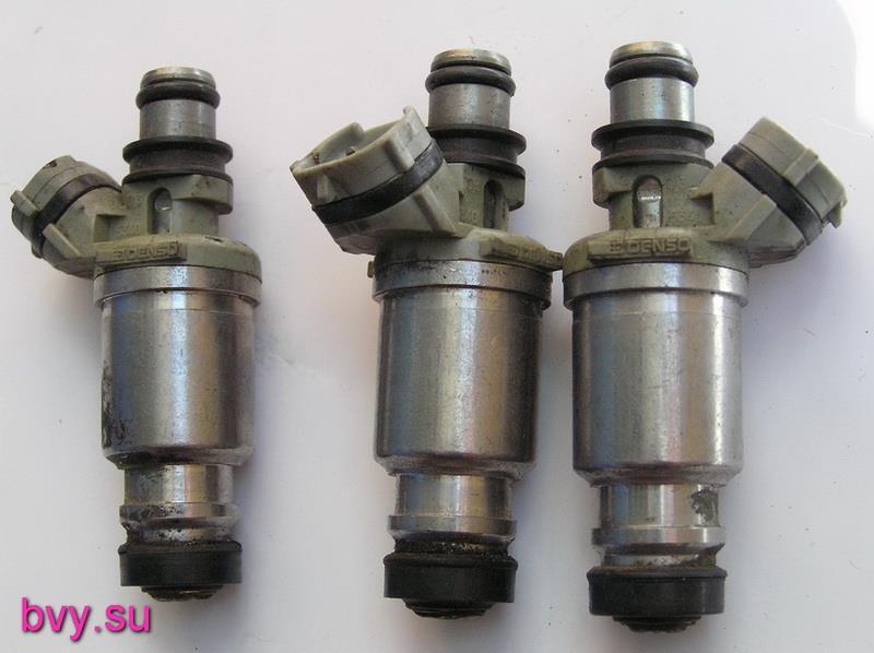 инжекторы двигатель 7A-FЕ