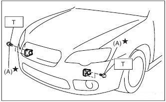 Subaru - FRONT SUB SENSOR