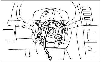 Subaru - STEERING ROLL CONNECTOR
