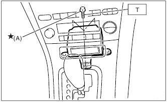Subaru - AIRBAG CONTROL MODULE