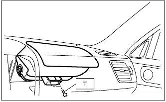 Subaru - PASSENGERS AIRBAG