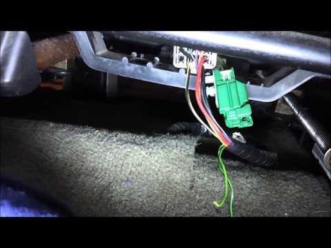 Ошибка b2296 ford explorer фотография
