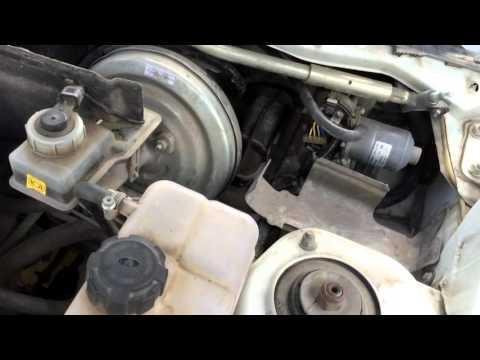 Замена моторедуктора заслонки отопителя приора фотография