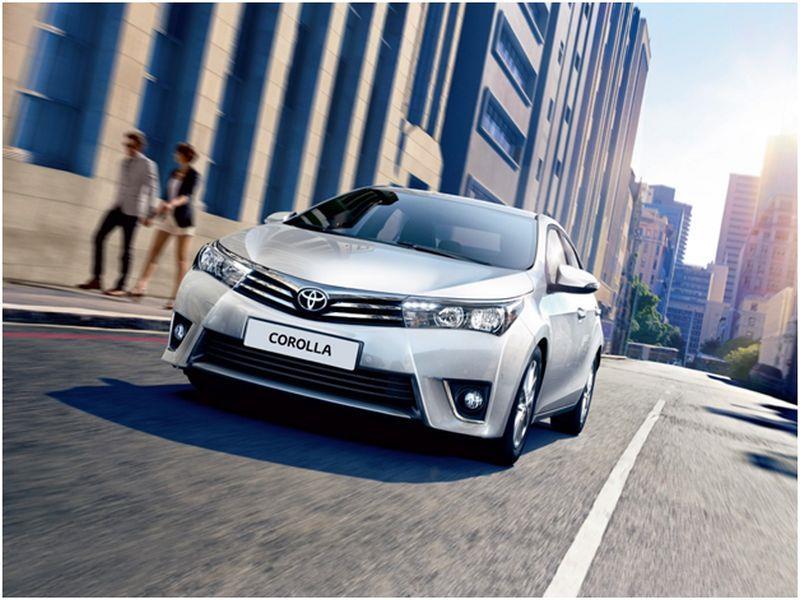 Коды неисправностей бензиновых двигателей в Toyota Corolla