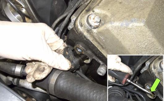 Ошибка двигателя: Диагностические коды неисправности