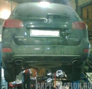 Hyundai Santa Fe АКПП F4A51