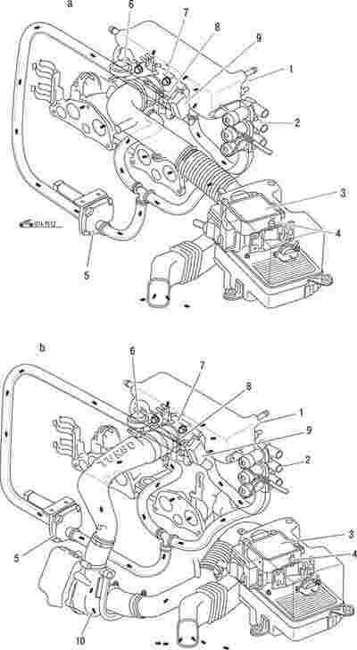 щелчки после остановки двигателя из ресивера на хундай акцент