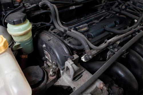 Двигатель Форд Фокус.