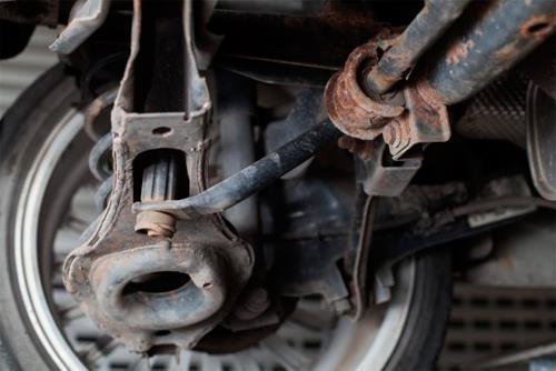 Задняя подвеска Форд Фокус.