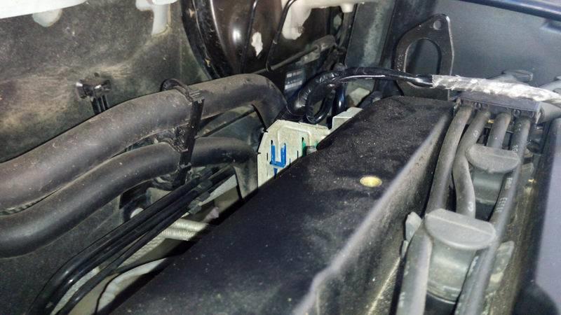 Эмулятор катализатора Ford Focus