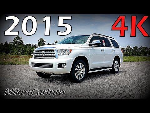 2015 Toyota sequoia limited фотка