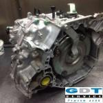 Восстановленный вариатор на Nissan Juke JF015E в наличии