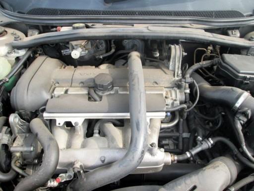 Volvo XC90 2.5L Turbo - Внешний вид двигателя