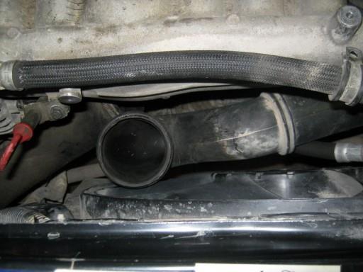 Volvo XC90 2.5L Turbo - Снимаем дроссельную заслонку. Шаг 5