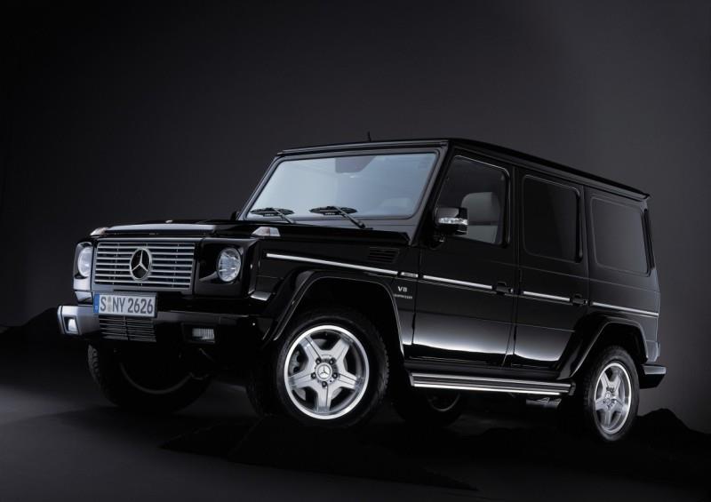 Автомобиль Mercedes черный Gelandewagen