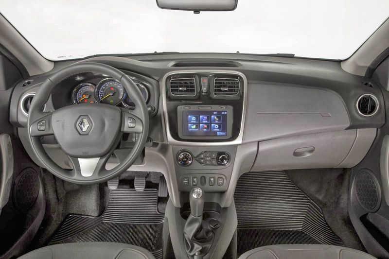 Управление Renault Logan
