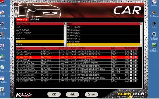BMW X5 E70 3.0L - Блок управления двигателем Siemens MSV80