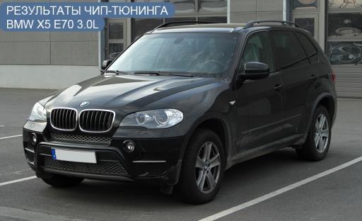 BMW X5 E70 3.0L