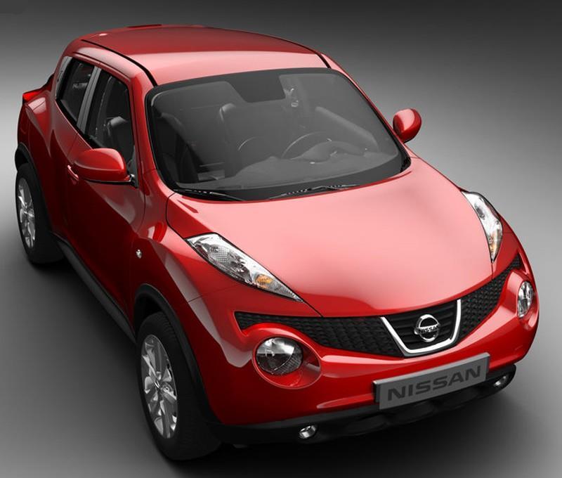 Nissan Juke ошибка
