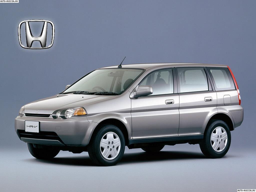 Сброс ошибки SRS на Honda HR-V