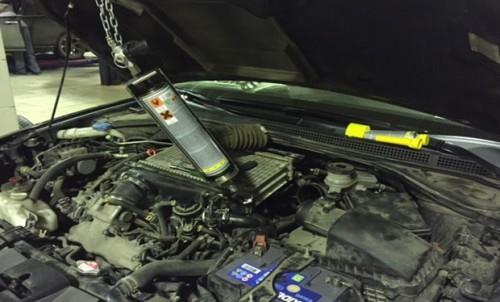 Для восстановления работы инжекторных систем автомобилей используем популярную в Европе немецкую технологию TUNAP. Новый запатентованный метод позволяет производить не только чистку форсунок, но и промывку впускного коллектора, клапанов и седел клапанов, что крайне важно для восстановления работы топливной системы двигателя автомобиля.иссан