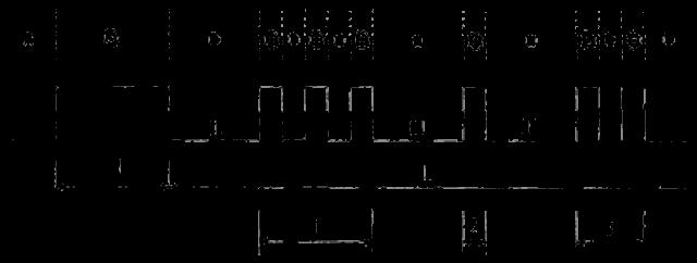 Таблица вспышек светодиодной лампы