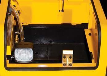 Ящик для инструментов экскаватора Hyundai