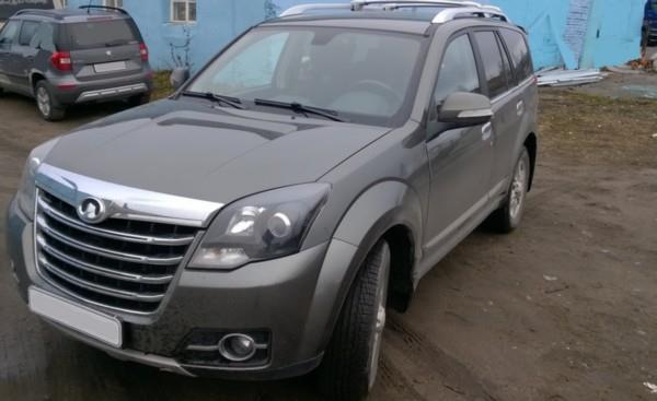 Чип-тюнинг Great Wall Hover H3