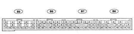 Проверка исправности функционирования некоторых вспомогательных систем Lexus RX300