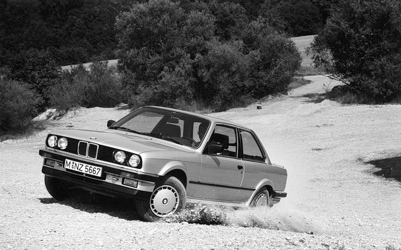 3-series E30 325iX 1985-1992