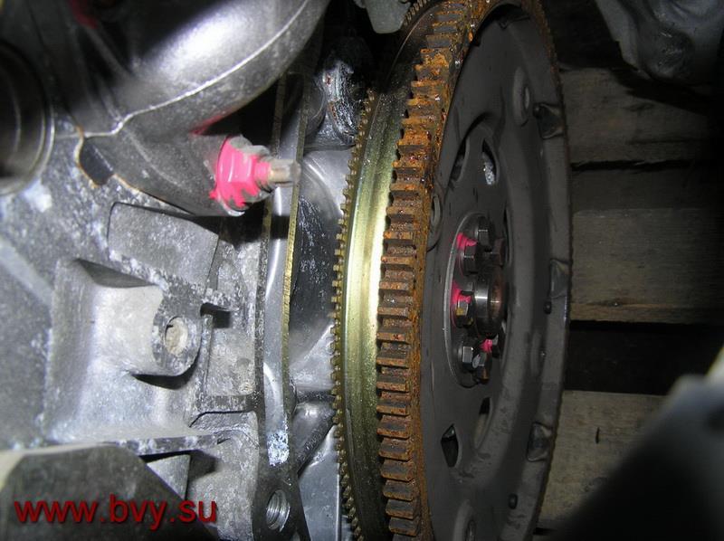 маркерный диск датчика коленвала двигатель VQ25DD