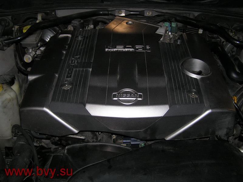 Двигатель VQ25DD VQ30DD Neo-Di_1
