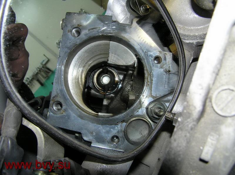 привод ТНВД двигатель VQ25DD_1
