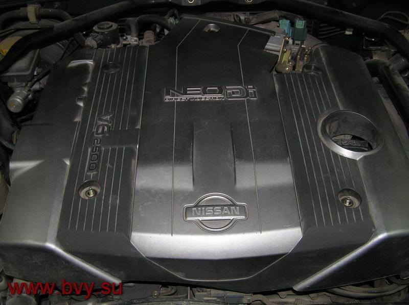 Двигатель VQ25DD VQ30DD Neo-Di