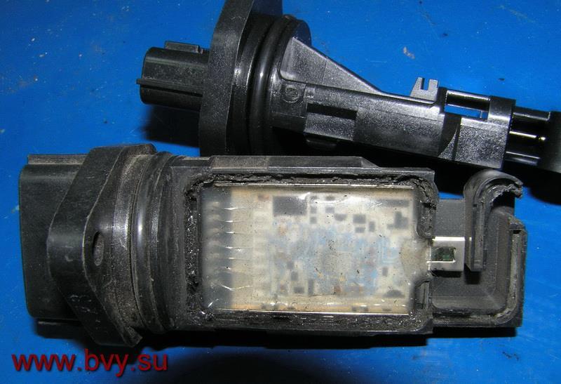 датчик MAF двигатель VQ25DD_1