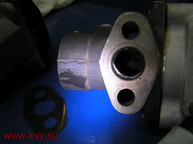 клапан EGR двигатель VQ25DD_1