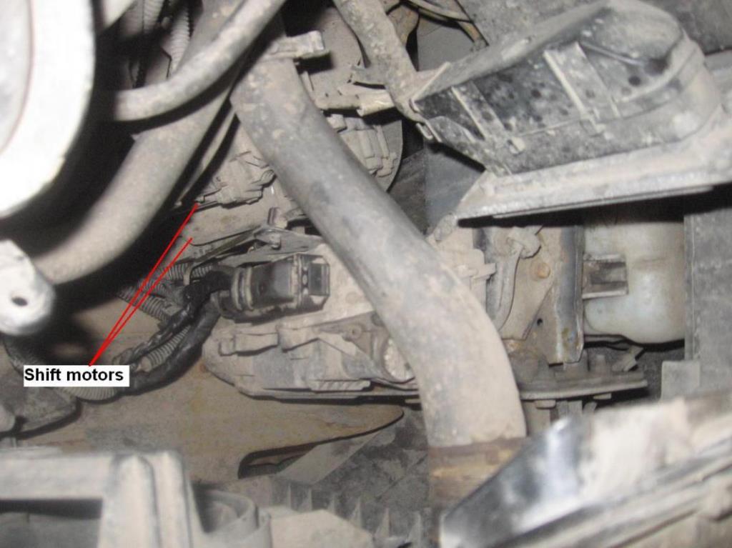 неисправности коробки передач ford fusion