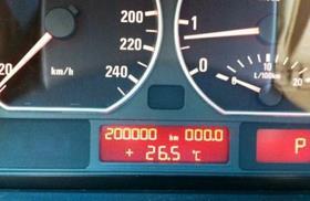 фото: тормоза BMW e46