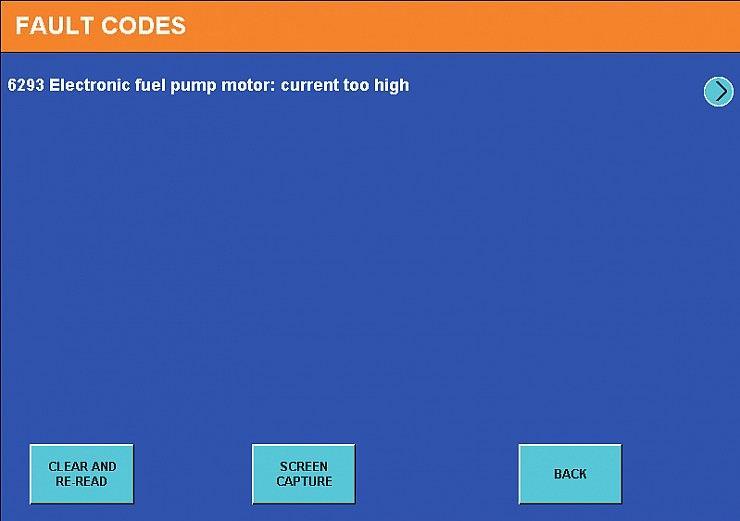 Экран 2. Коды в блоке ЕКР