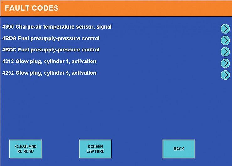 Экран 3. Коды в блоке DDE