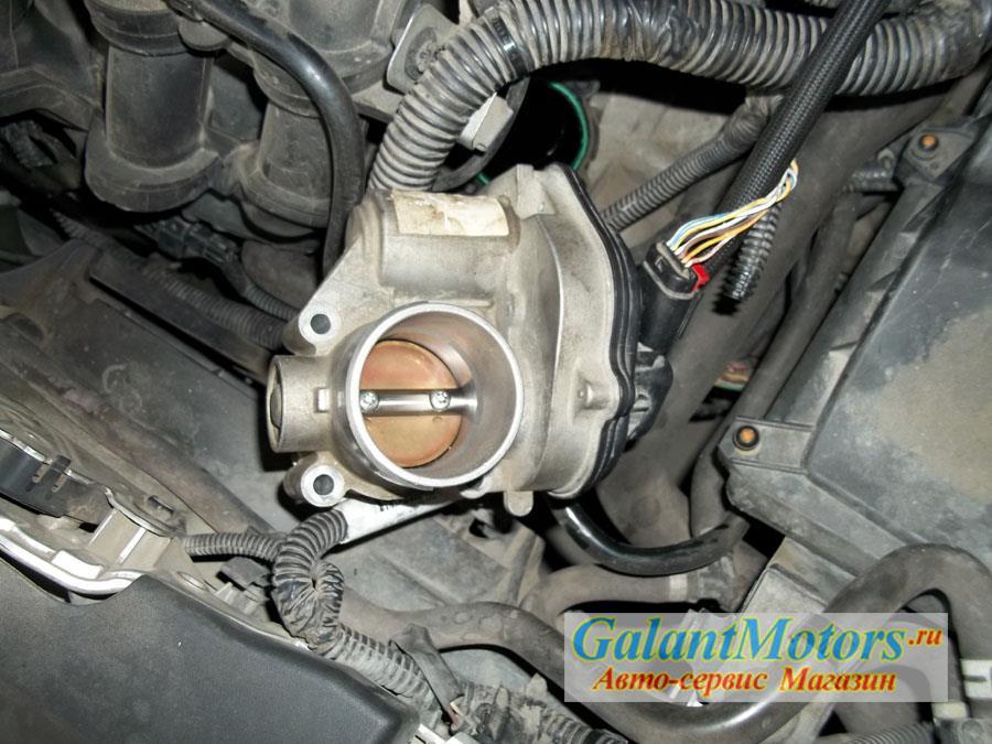 дроссельная заслонка форд фокус 2