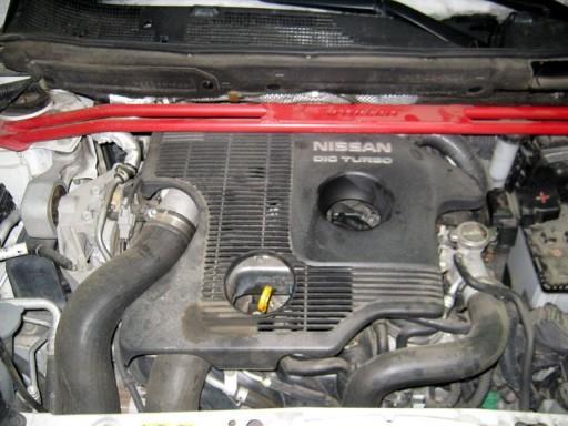 Nissan Juke F15 1.6L MR16DDT Hitachi - Внешний вид двигателя