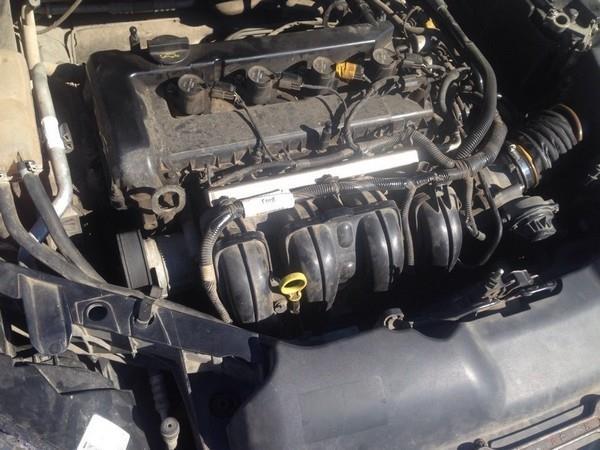 Ремонт заслонок впускного коллектора Ford Focus 2