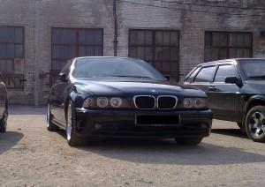 bmw e39 Fuel inject system