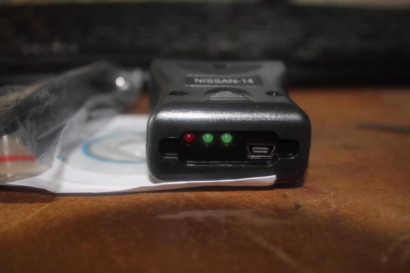 Диагностический адаптер для проверки Nissan