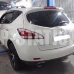 Nissan Murano Z51 cvt