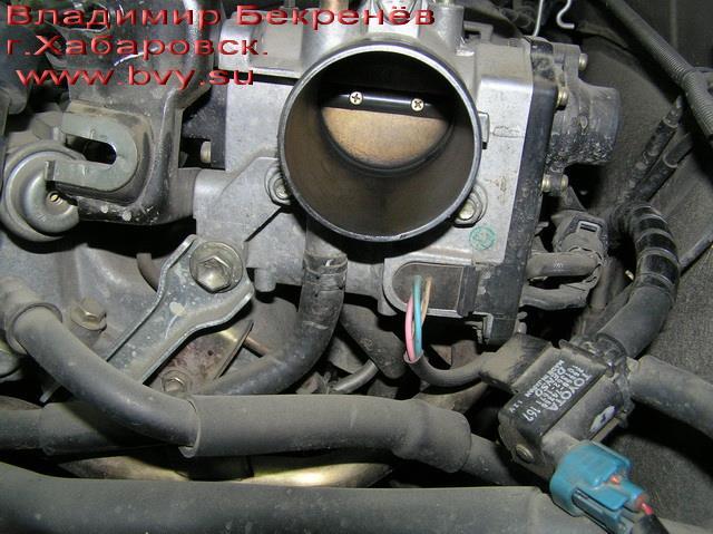 заслонка_1 двигатель 3S-FSE