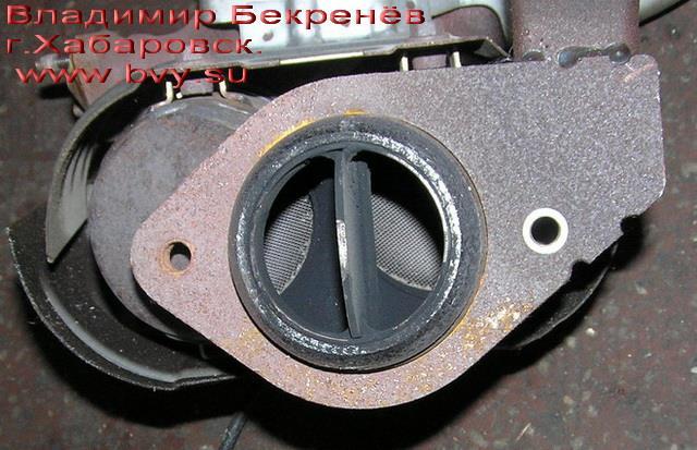 катализатор двигатель 3S-FSE