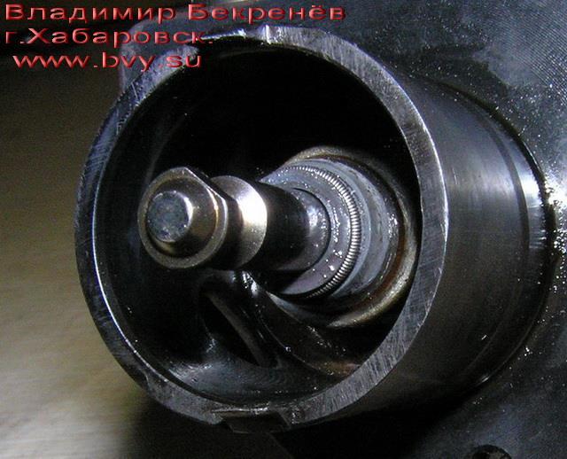 неправильный ремонт тнвд двигатель 3S-FSE